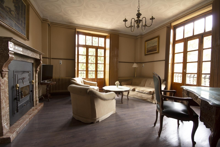 Living room at Vera de Estenas