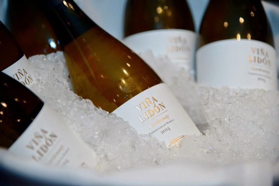 Vera de Estenas Viña Lidon Chardonnay white wine