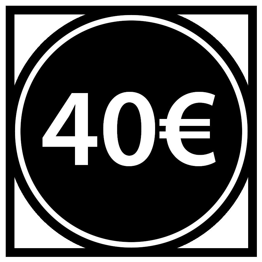 40euros